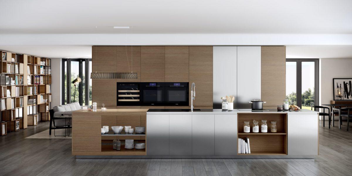 Com dissenyar una cuina oberta