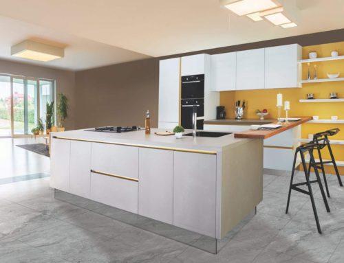 Cómo diseñar una cocina abierta