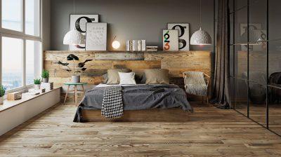 Idees de capçals de llit amb rajola
