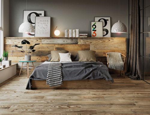 Ideas de cabeceros de cama con azulejo