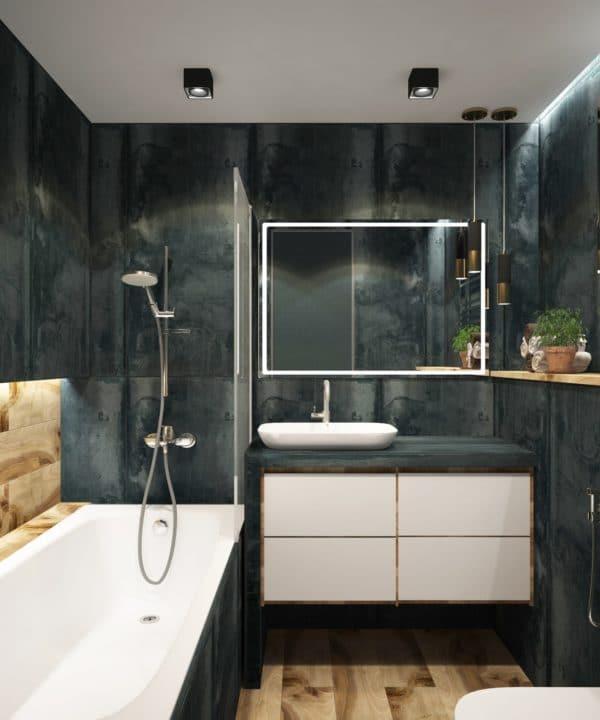 Coses que no heu de fer mai quan feu el disseny del bany