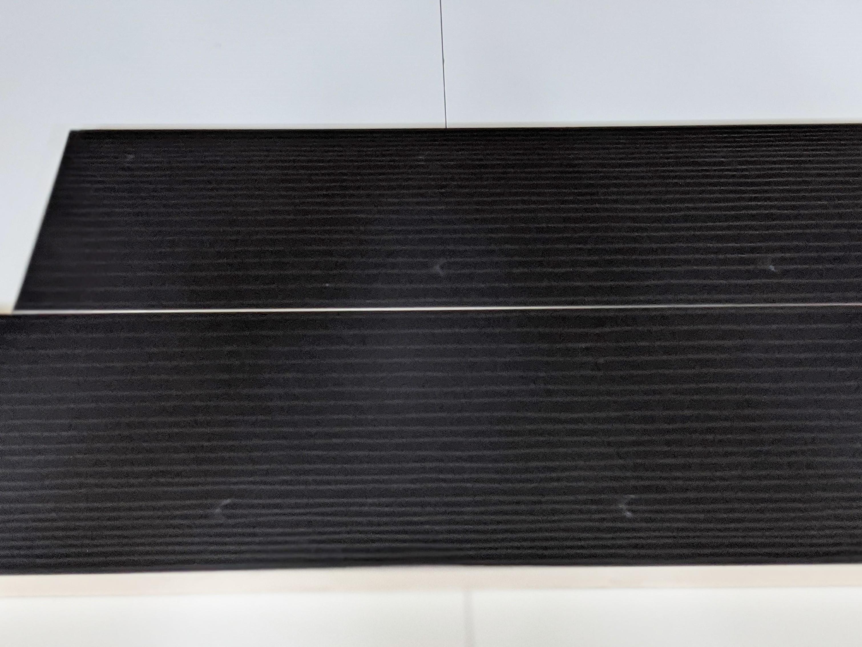 Natucer Signes Irregular negro 15x50